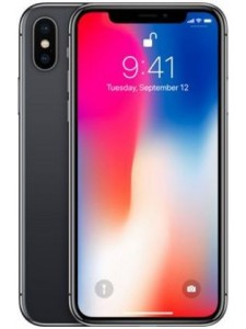 Apple iPhone X without the application of TimeTime - 64 GB, 4GT, gray